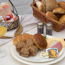 VIP ontbijt Ontbijtmenu's