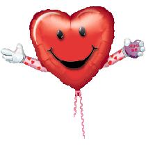 Grote Hug Me Ballon Ballonnen