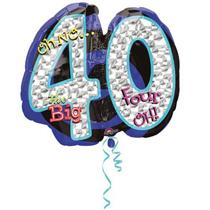 Grote leeftijd ballonnen