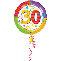Kleine leeftijd ballonnen