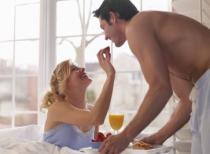 Erotisch ontbijt (durf jij het aan?) Ontbijtmenu's