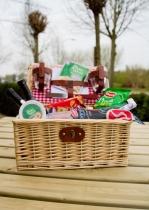 Romantische Picknickmand Picknicktime!