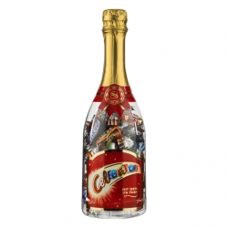 Celebrations champagne fles