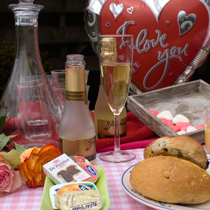 Moederdag Verwen Ontbijt (met Champagne)