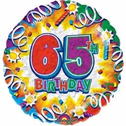 Ballon 65 jaar