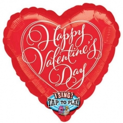 Valentijns Ballon