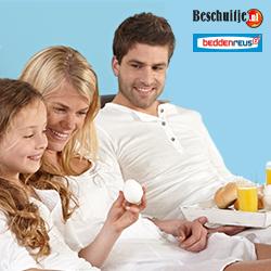Beddenreus Familie Ontbijt Specials