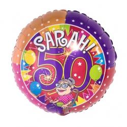 Ballon Sarah Ballonnen