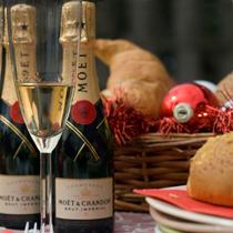 Moët & Chandon Champagne Ontbijt